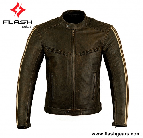 Men Leather Urban Jackets
