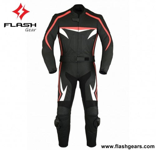 Motorbike Men Professional Two Piece Suit
