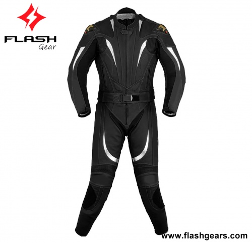 Motorbike High Tech Men Two Piece Suit