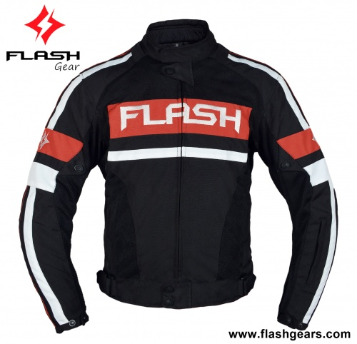 Men Textile Waterproof Summer Mesh Jacket