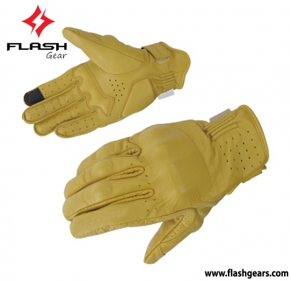 Flash Gear Urban Cafe Racer Gloves
