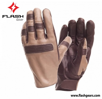 Flash Gear Urban Rider Cafe Racer Gloves