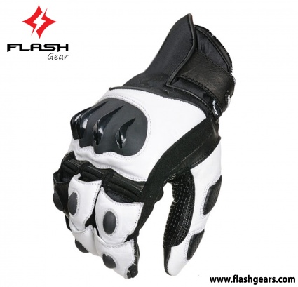 Flash Gear Free Style Short Cuff Gloves