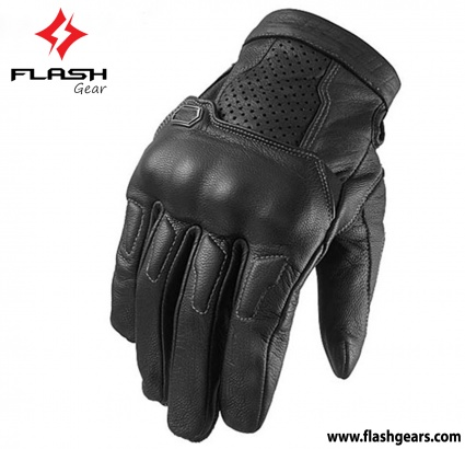 Flash Gear Summer Short Cuff Gloves