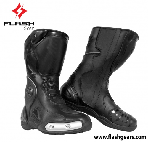 Motorcycle Protective Race Boot