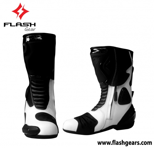 Motorcycle Waterproof Race Boots