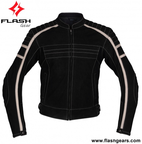 Best Rider Cafe Biker Leather Jacket
