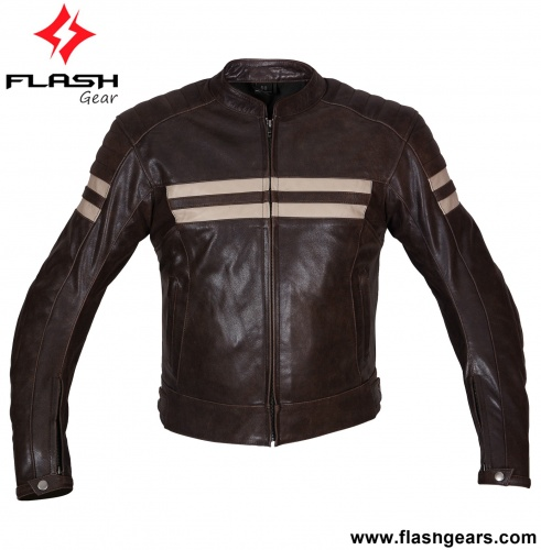 Motorcycle Street Rider Cafe Biker Jacket
