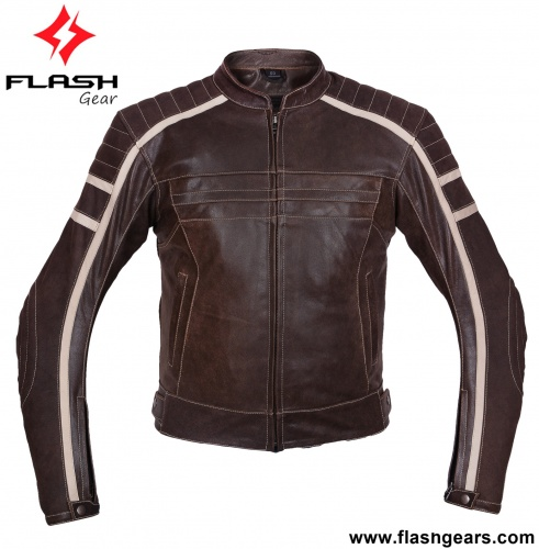 Motorcycle Adventure Cafe Biker Jacket