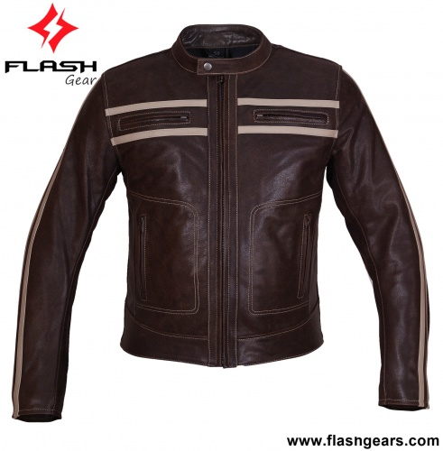 Motorcycle Original Leather Jacket