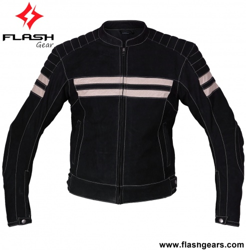 Motorcycle Best Safety Cafe Biker Jacket