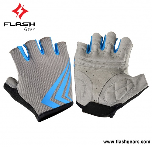 Flash Gear Best Mountain Half Finger Cycling Gloves