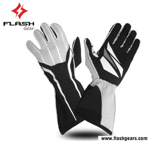 Flash Gear Level 5 Auto Kart Race Gloves