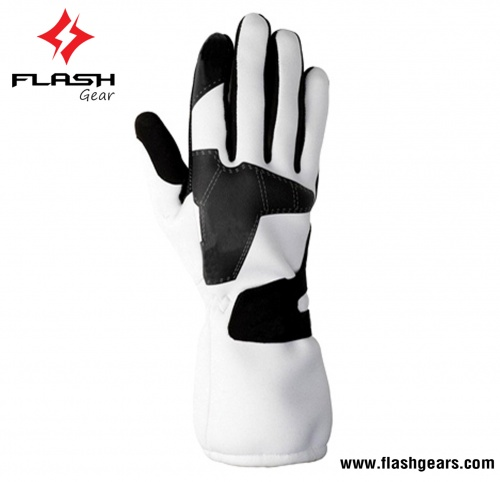 Flash Gear Customized Kart Racing Gloves