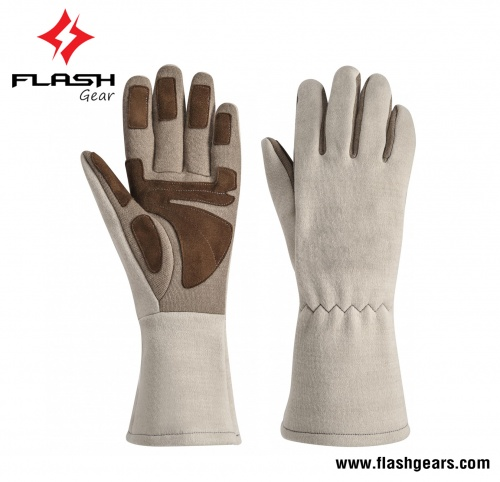 Flash Gear Top Quality Fireproof Nomex Gloves