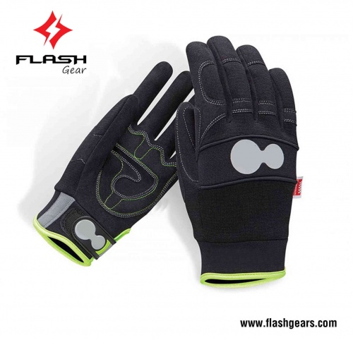 Flash Gear Best Protected Men Safety Working Gloves