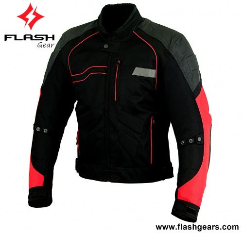 Men Textile High Vis Summer Mesh Jacket